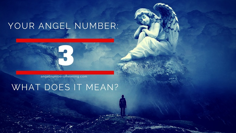 Angel Number 3 Meaning And Symbolism