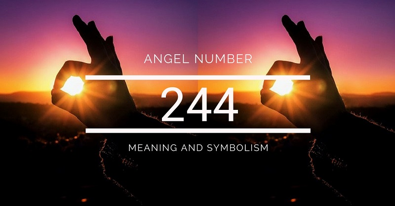 Angel Number 244 – Meaning and Symbolism