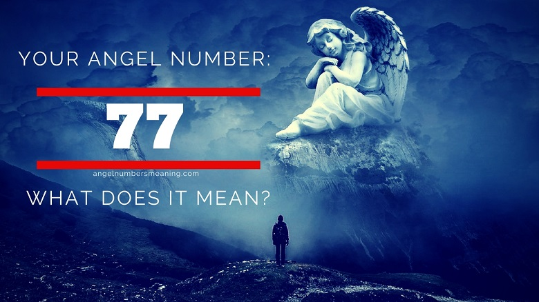 Angel Number 77 – Meaning and Symbolism