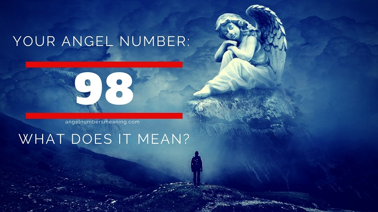 Angel Number 98 – Meaning and Symbolism