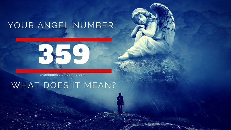 Angel Number 359 – Meaning and Symbolism