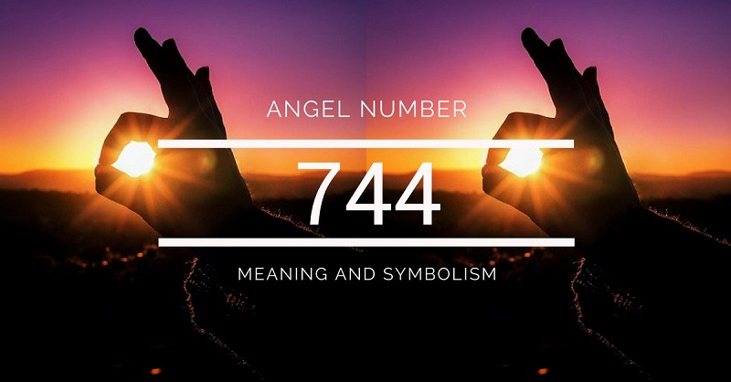Angel Number 744 – Meaning and Symbolism