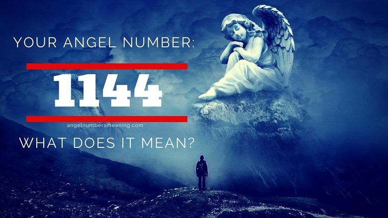 Angel Number 1144 – Meaning and Symbolism