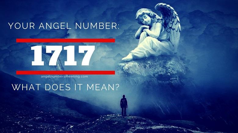 1717 Angel Number