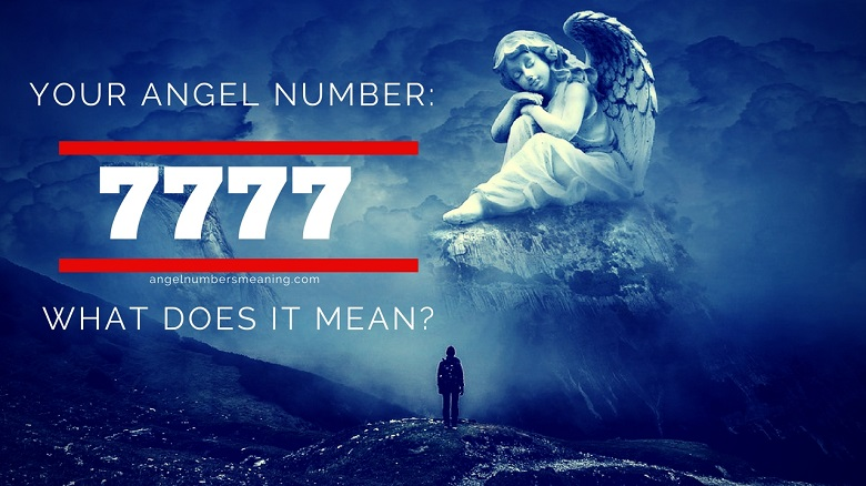 Angel Number 7777 – Meaning and Symbolism