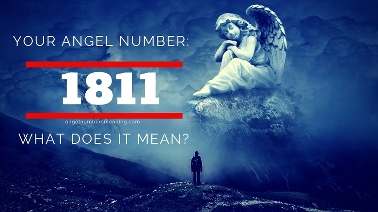Angel Number 1811 – Meaning and Symbolism