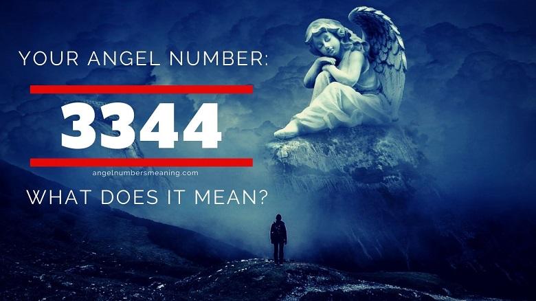 3344 Angel Number